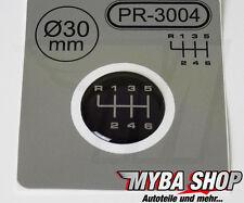 1x Schalthebel Silikon Aufkleber für Schaltknauf 3D Sticker | ∅=30mm | PR-3004