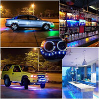 12V Waterproof 5050 LED Strip Light 5M 300 LED For Boat / Truck / Car/ Suv / Rv