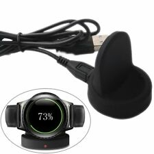 Wireless Stand Charging Charger Dock for Samsung Galaxy Gear S3 Classic/Frontier