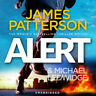 JAMES PATTERSON ALERT CD AUDIO BOOK NEW SEALED FULL UNABRIDGED VERSION