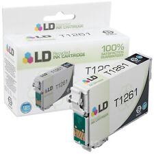 LD T126120 126 Reman Black Ink Cartridge for Epson Printer