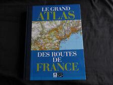 le grand atlas des routes de france