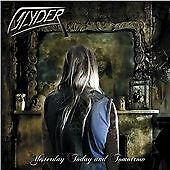 Glyder - Yesterday Today and Tomorrow (2010)  CD  NEW/SEALED  SPEEDYPOST