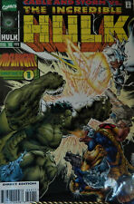 INCREDIBLE HULK #444  ONSLAUGHT, CABLE & STORM MARVEL COMICS 1996