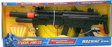 Toy Gun: Electronic SWAT (Batterty Operated) Dart Machine Gun Attack Rifle