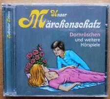 Unser Märchenschatz - Grimm - Dornröschen, der goldene Vogel u.a. - CD neu & OVP