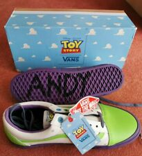 Vans X Toy Story Old Skool Buzz Lightyear UK8.5/US9.5 NEW