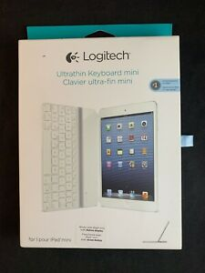 Logitech Ultrathin Keyboard Mini for iPad Mini