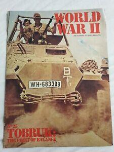 World War 2 Magazine Vol 2 No 25