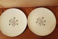 LENOX PRINCESS PATTERN  X516 (2) Dinner Plates Excellent