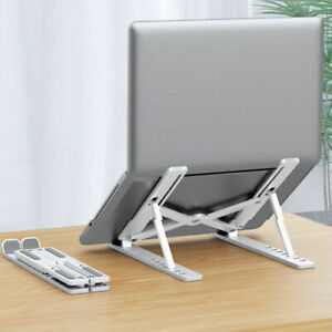 Laptop Stand Holder Portable Universal Durable Foldable Adjustable Notebook