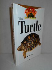 The Turtle : An Owner's Guide to a Happy Healthy Pet by Lenny Flank , Jr.