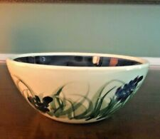 Southern Living Gail Pittman Signed Splendor Pattern Soup 6 inch Cereal Bowl