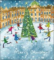 Pack of 5 Merry Christmas Marie Curie Charity Christmas Cards Xmas Card Packs