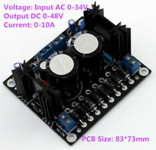 Assembled LT1083 Adjustable HIFI Linear Regulated Power Supply Board Dual Output