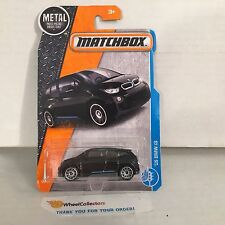 '15 BMW i3 #5 * Black * 2017 Matchbox J Case