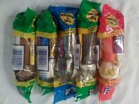 Pez Star Wars Lot of 6, Vintage New in Package with Pez                     E
