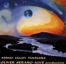 Oliver Serano-Alve (OLIVER SHANTI) - Minho Valley Fantasies SATTVA RECORDS 1990