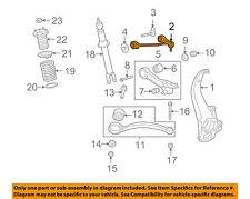 JAGUAR OEM 13-15 XF-Front Upper Control Arm C2Z29117