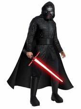 Kylo Ren Deluxe STD Costume for Men Star Wars Adult Disney Fancy Dress Up Outfit