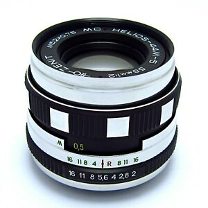 ✅ HELIOS 44m-5 f2/58mm ⭐ Exclusive ⭐ MADE in USSR-1991 year №91109142