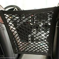 Nylon Car Truck Storage Luggage Hooks Hanging Holder Seat Mesh Net Bag Universal