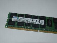128gb Samsung 8x 16GB 2RX4 PC3L-12800R DDR3 Reg ECC Server Memory M393B2G70QH0