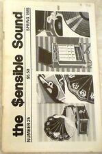 Sensible Sound #25 1985 Onkyo T-9090 P-3030 Conrad-Johnson PV6 Fried Studio IV