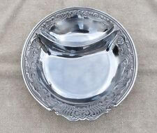 Wilton Armetale Viceroy Chip and Dip Serving Tray, Dish, Hot or Cold