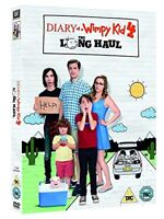 Diary Of A Wimpy Kid 4: The Long Haul [DVD] [2017][Region 2]