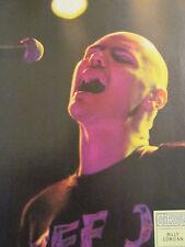 Smashing Pumpkins, Billy Corgan, Creed, Double Full Page Vintage Pinup