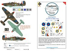 "TopNotch Hurricane Insignia LK-A Ian ""Widge"" Gleed vinyl mask set"