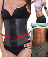 Fajas Colombianas Latex Waist Trainer Girdle Long Torso Cincher Shaper Halloween