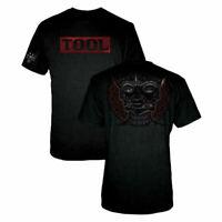 TOOL - Triple Face T SHIRT S-M-L-XL-2XL New Official Live Nation Merchandise