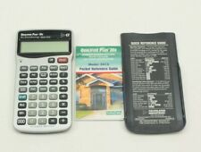 Calculated Industries Qualifier Plus IIIx 3415 Financial Real Estate Calculator