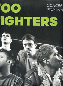FOO FIGHTERS -  Concert Hall Toronto 1998 - LP (33 TOURS) - Sealed