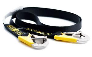 2 Punkt Lifeline Sicherheitsgurt Sicherungsleine Sorgleine Lifebelt Harness Boot