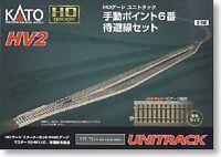 Kato HO Scale Unitrack HV2 Outer Track Oval Variation Set -3-112