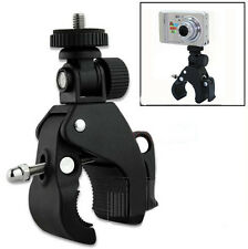 Bike Bicycle Handlebar Tripod Mount Holder Adapter For Camera GoPro DV Contour