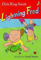 Lightning Fred (Yellow Banana Books), King-Smith, Dick, Good Book