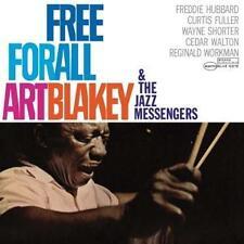 Free For All (Rem. Ltd. Ed. + DL-Code) von Art & The Jazz Messengers Blakey (2014)