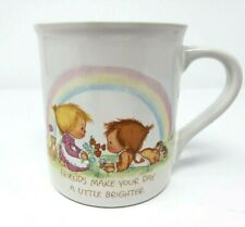 Betsey Clark Mug Mates Coffee Mug Hallmark Vintage 1983 Friendship 10 oz