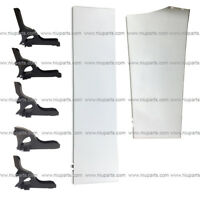 Sleeper Cabin Fairings & Mounting Brackets - RH (Fit: Freightliner Cascadia )