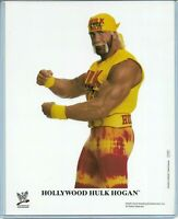 WWE HULK HOGAN P-757 OFFICIAL LICENSED AUTHENTIC ORIGINAL 8X10 PROMO PHOTO RARE