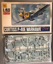 OTAKI CURTISS P-40E WARHAWK 1/48 MODEL KIT 0T-2-16-600