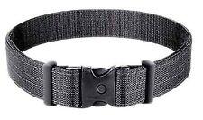 "Uncle Mike's Deluxe Duty Belt Size X-Large 44-48"" Waist - Nylon - Black 8822-1"