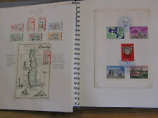 More details for great britain -  islands lundy: extensive collection in two 22 ring - 33340
