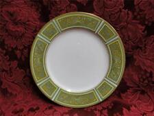 "Sango Villa Medici, Blue & Green Paisley: Bread Plate (s), 6 5/8"""