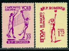1955 Volleyball,Volley-ball,Volley,European champs,Romania,Mi.1517,CV24€/$32,MNH