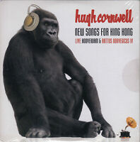 HUGH CORNWELL New Songs For King Kong 2010 UK ltd 19-trk 2-CD sealed Stranglers